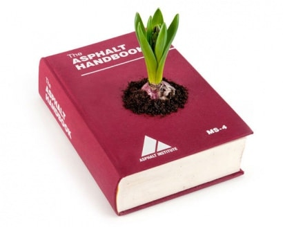 The Asphalt Handbook planter