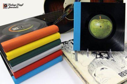 Vintage Vinyl Journals