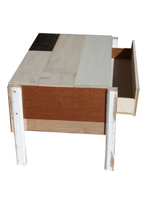 Jacobo Jörgensen Recycle Recycled Furniture Wood & Organic