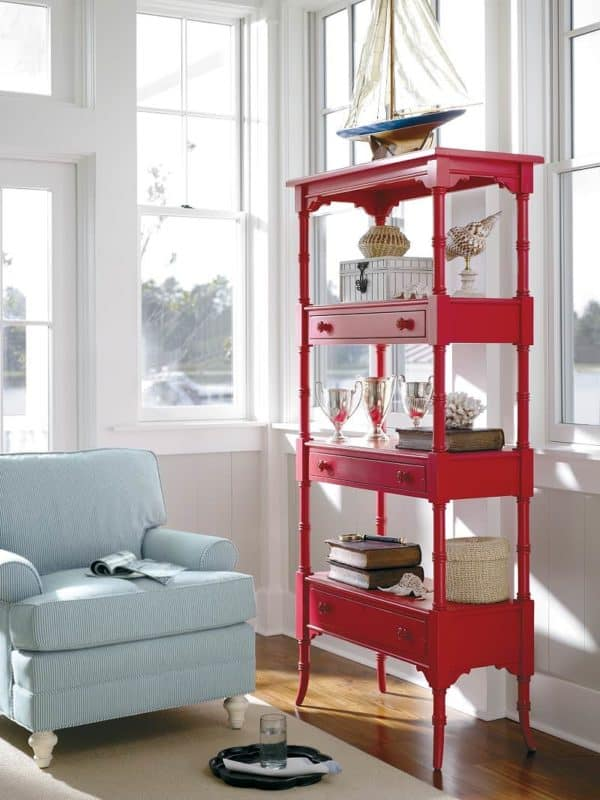 Tables into Shelves Do-It-Yourself Ideas Recycled Furniture