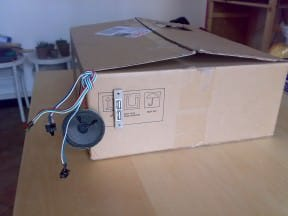 Cardboard PcBox