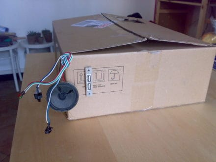 Cardboard PcBox
