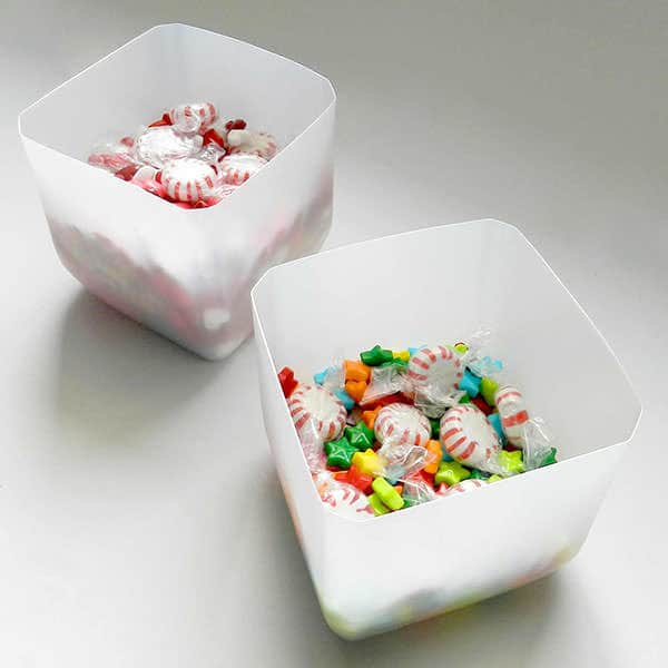 Fancy Containers Adaptable to Any Use Do-It-Yourself Ideas Recycled Packaging Recycled Plastic