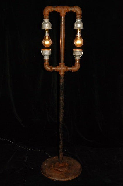 Steampunk Lamp Lamps & Lights