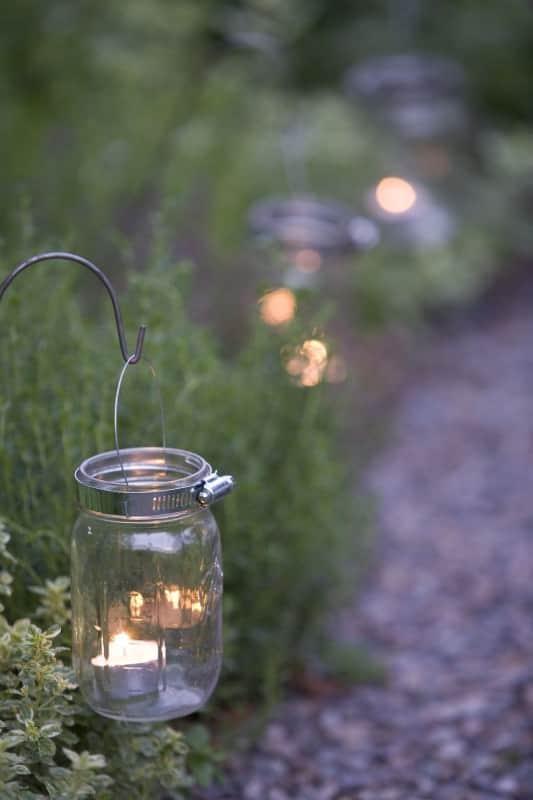 Garden lights Do-It-Yourself Ideas Lamps & Lights