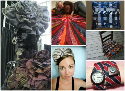 33 Creative Ways of Recycling Old Ties That Will Inspire You