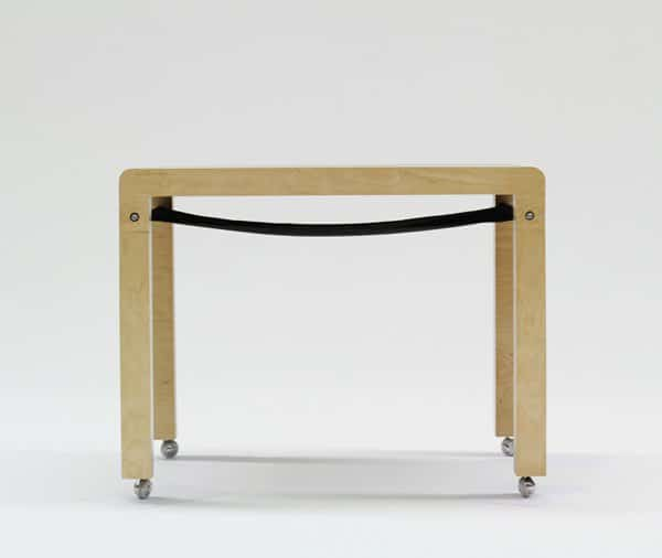 Apc - Added Panel Cutting - Desk Recycled Furniture