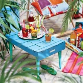 DIY : crate &#8211;> outdoor coffe table