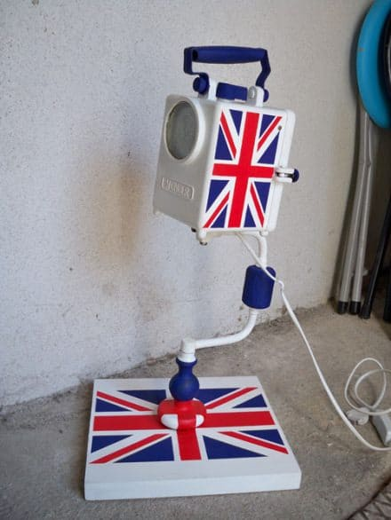 Lamp so british !
