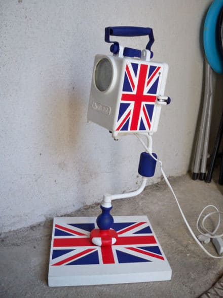 Lamp so british !