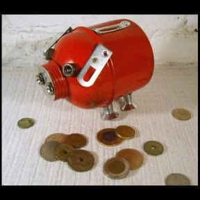 Oink, the Piggy Bank