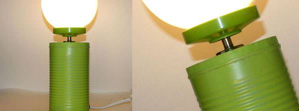 Recycle Lamp - Penser Vert Lamps & Lights