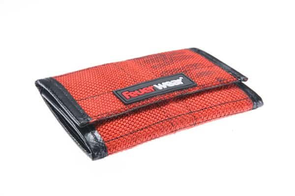 ted neu1 Bags & Accessoires Made From Recycled Firefighter Hose in accessories  with Wallet Reused Recycled Belt Bags Accessories