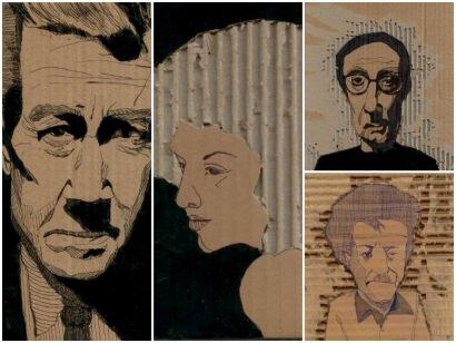 Discard(board) Portraits