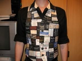 Label Vest