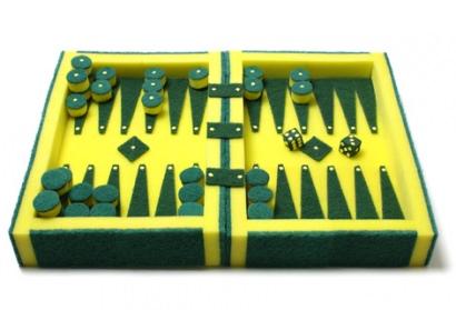 Sponge backgammon