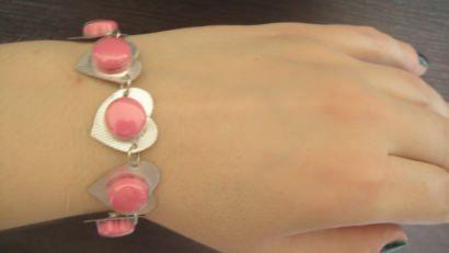 Expired pills bracelets