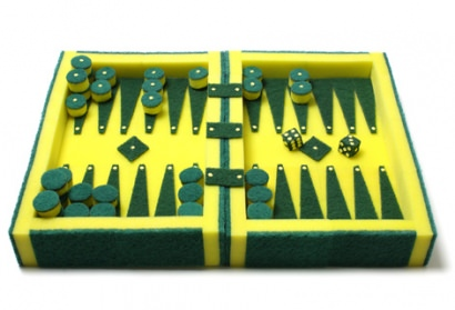 Sponge backgammon