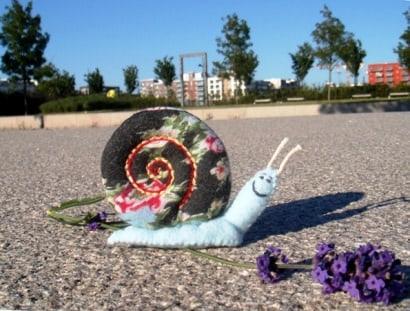 Patchy Snail