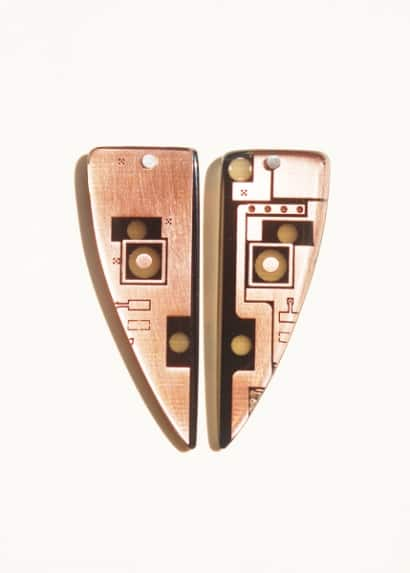 Electronics boards jewels