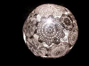 Lamp lace