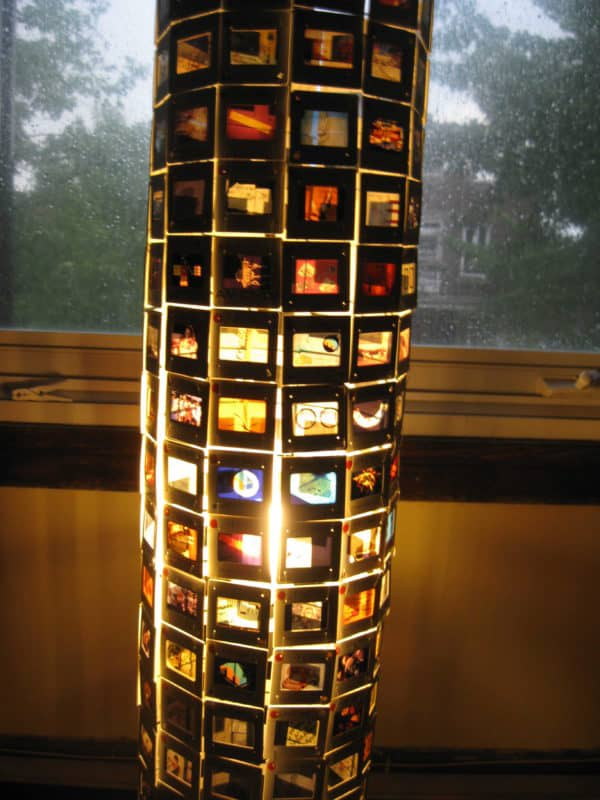 Slides Floor Lamp Accessories Do-It-Yourself Ideas