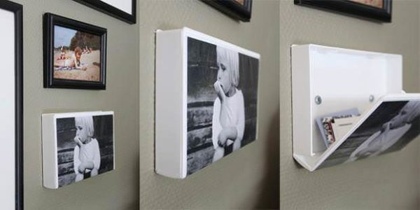 Old Video Tapes Boxes Do-It-Yourself Ideas