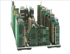Computer parts Skylines