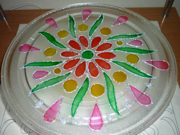 Glass painting Do-It-Yourself Ideas Recycled Glass