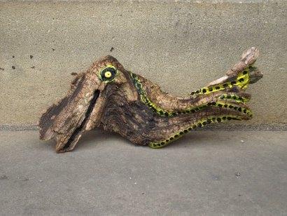 Driftwood Creatures