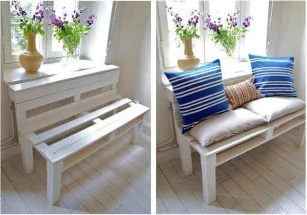 DIY : Pallet Sofa in pallets 2 diy  with sofa Pallets DIY
