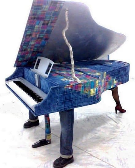 Recycled Musical Instruments