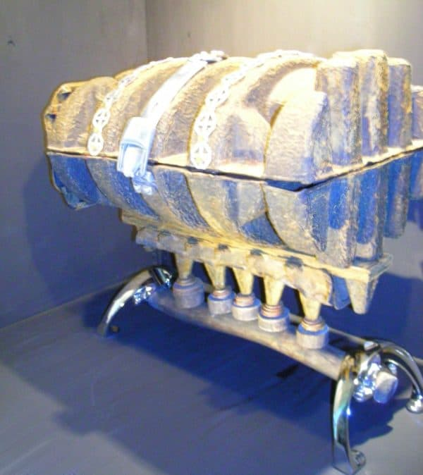Reliquaire Recycled Art