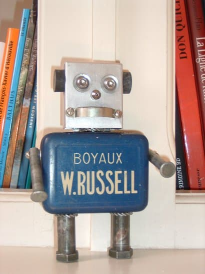 Amazing Robots made by Daphné Burge