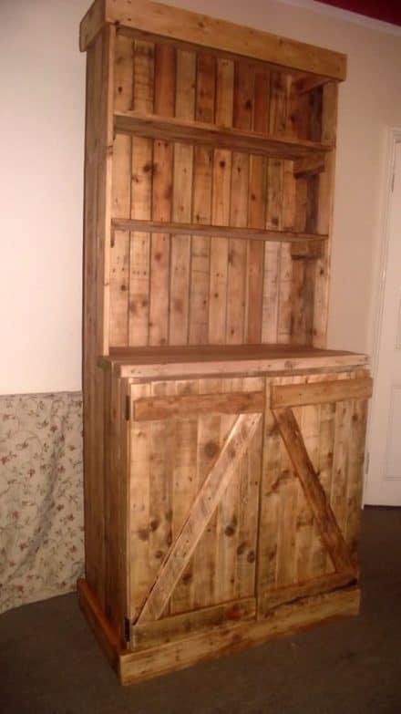 Pallet Dresser