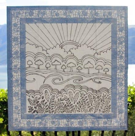 Napkin Art
