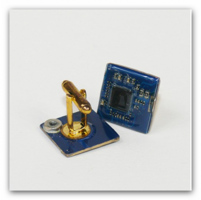 Circuit board jewels