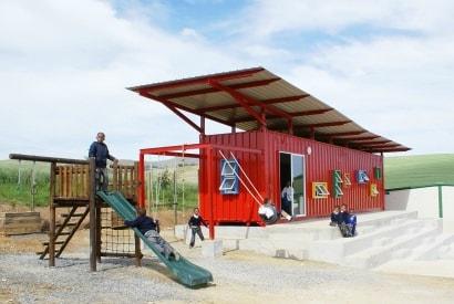 Container school