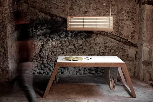 El Nebot Del Persianer (Design & Crafts) Recycled Furniture