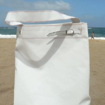 Simply White – Shopping and relax Bag by Barracuda Bags