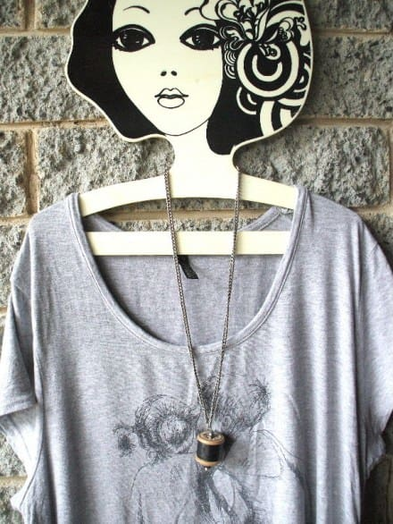Thread Astaire Necklace