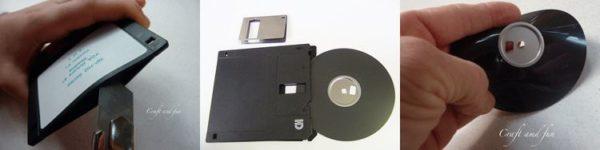 Orecchini-da-riciclo-floppy-comb