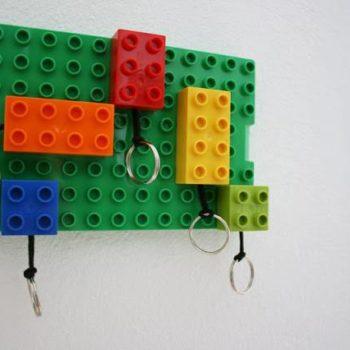 Legos Key Hanger