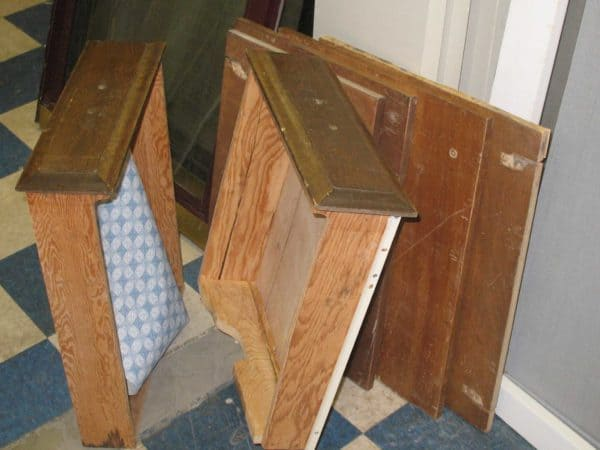 IMG 3313 600x450 Cat house made from Habitat REstore in furniture diy  with Scrap PET House Drawer Dog Cat 