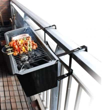 BBQ for your balcony