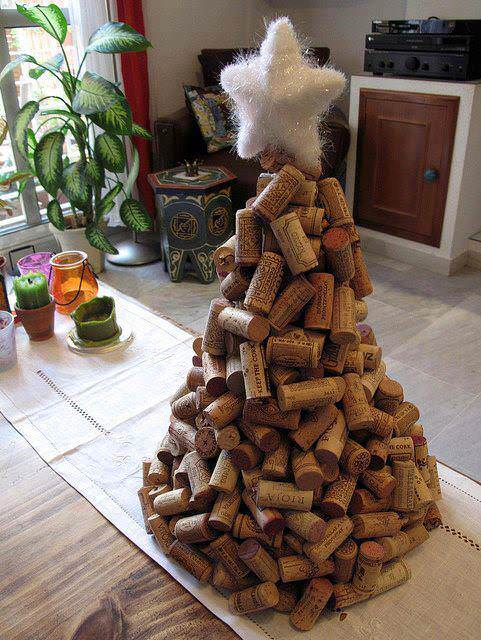 Cork Christmas Tree Corks