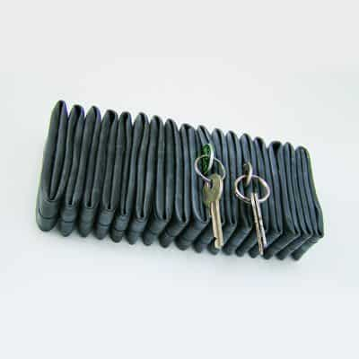 cyczak 01 Inner tube key hanger & office accessory in tyre inner tube accessories  with Key Inner tube
