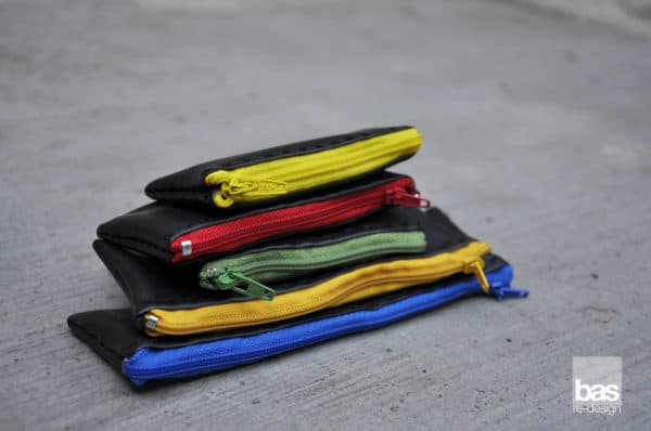 Bike Innertube Purse Accessories Recycled Rubber