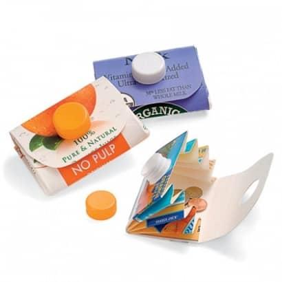 Carton Wallet DIY