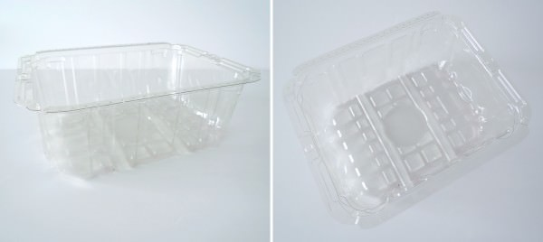plastic container stamp 1 600x268 Stamp with plastic container in diy  with stamp Plastic DIY